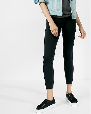 sexy stretch cropped legging