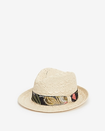 57aaa22c9f64cb tropical fedora$34.90. Express View · open stitch panama hat