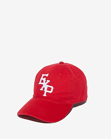 Express View · logo baseball hat fefb56e021