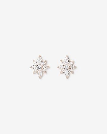 faf7329f1 Cubic Zirconia Stud Earrings | Express