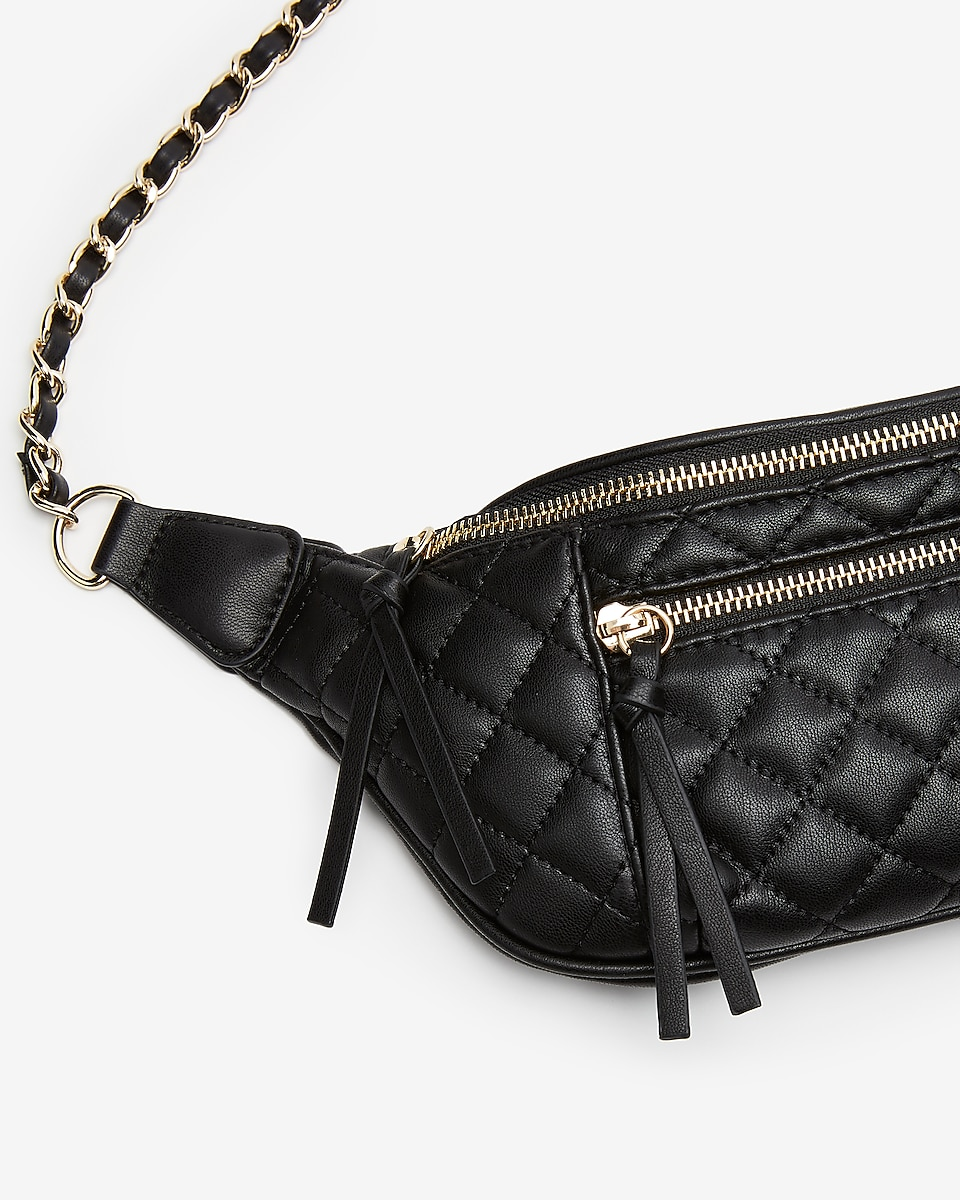 97006009447f Lyst Love Moschino Chain Strap Quilted Shoulder Bag In Black. Women Love  Fashion Soft Pu Leather Quilting Handbag Chain Strap Shoulder Bag Crossbody  Black