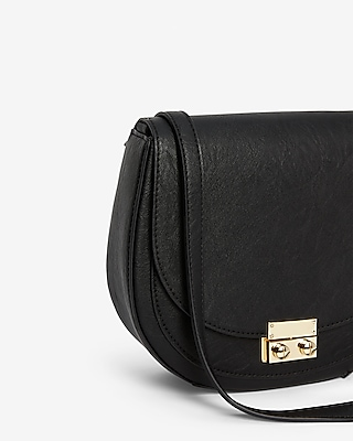 Half Moon Saddle Bag by Express