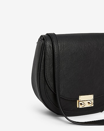 571a7b0f98 Express View · half moon saddle bag