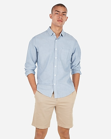 9d2d48d7c Men's Shirts - Soft Wash Casual Shirts for Men - Express