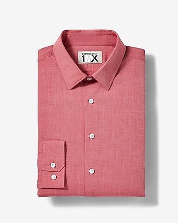 a5c5b2750cb express view · slim easy care textured 1mx shirt