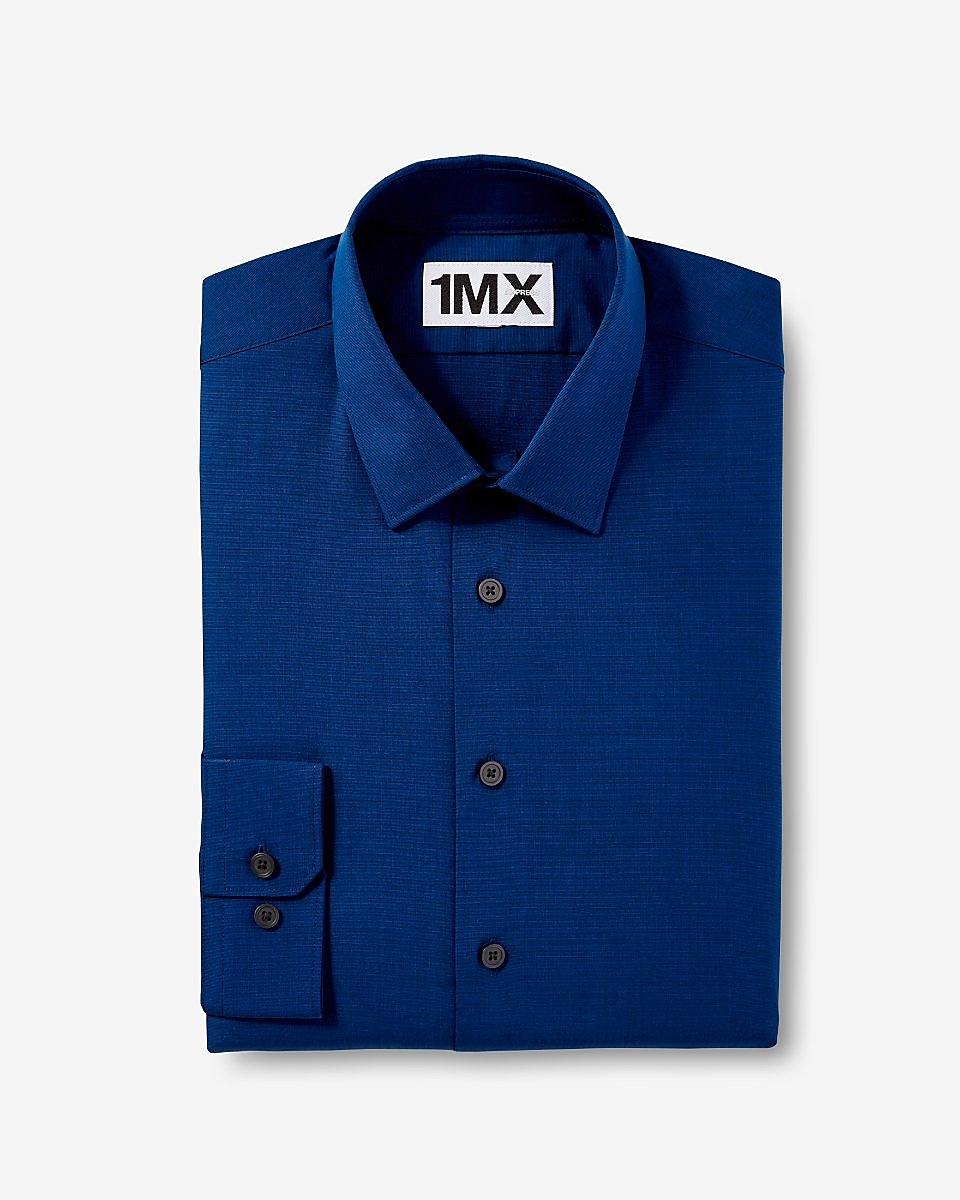 Mens Dress Shirts &amp- 1MX: 3 for $99 1MX - EXPRESS