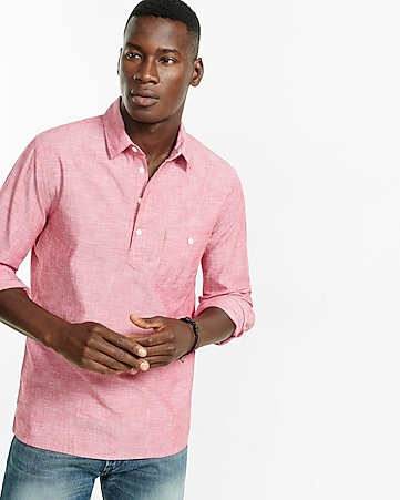 Mens Button Down Shirts | EXPRESS
