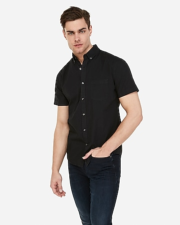 17b79de4a Men's Shirts - Casual, Dressy & Button Up Shirts for Men - Express