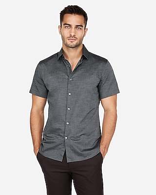Carribean Style Casual Dress Shirts for Men Online