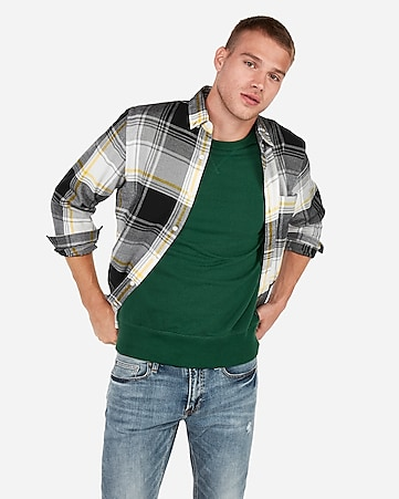 d4db67c974 Men s Shirts - Shop Flannel Shirts for Men - Express