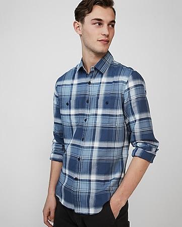 Men's Flannel Shirts - Flannel Shirts for Men
