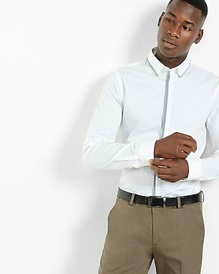 Slim Fit Dress Shirts & 1MX