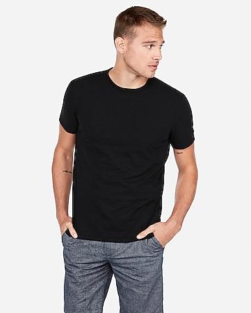 09955da2 Express View · slub crew neck t-shirt