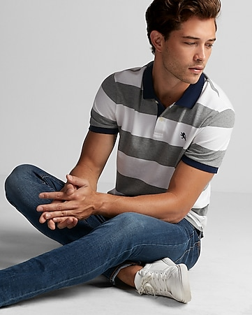 Greatest Men's Polos - Express JL18