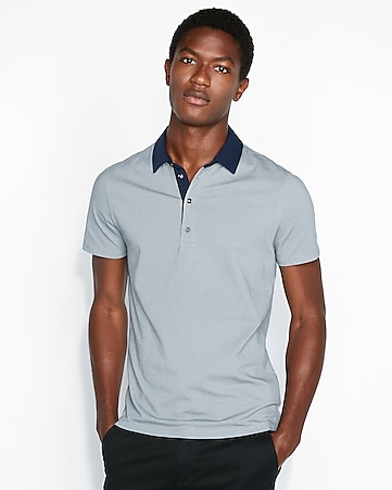 240dc27c Express View · geometric performance polo