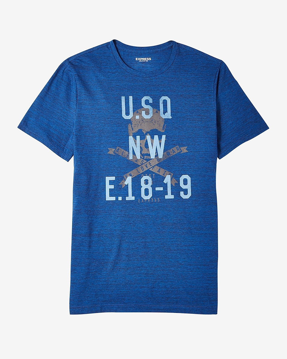 Express Logo T Shirts