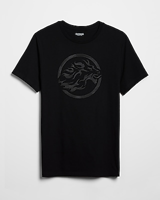 Lion Graphic Tee by Express