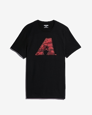 Arizona Diamondbacks Camo Graphic Tee by Express