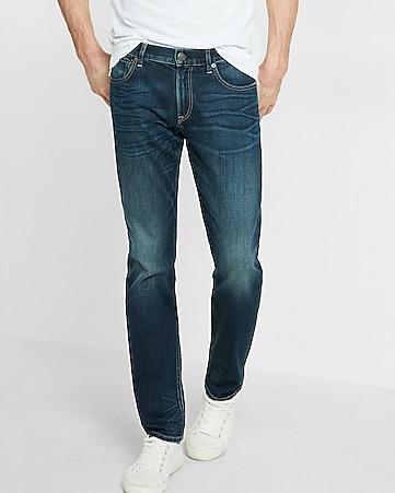 BOGO $29.90 Select Stretch Denim Jeans - Shop Stretch Jeans for Men