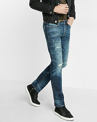 50% Off Slim Fit Jeans - Shop Slim Fitted Jeans for Men