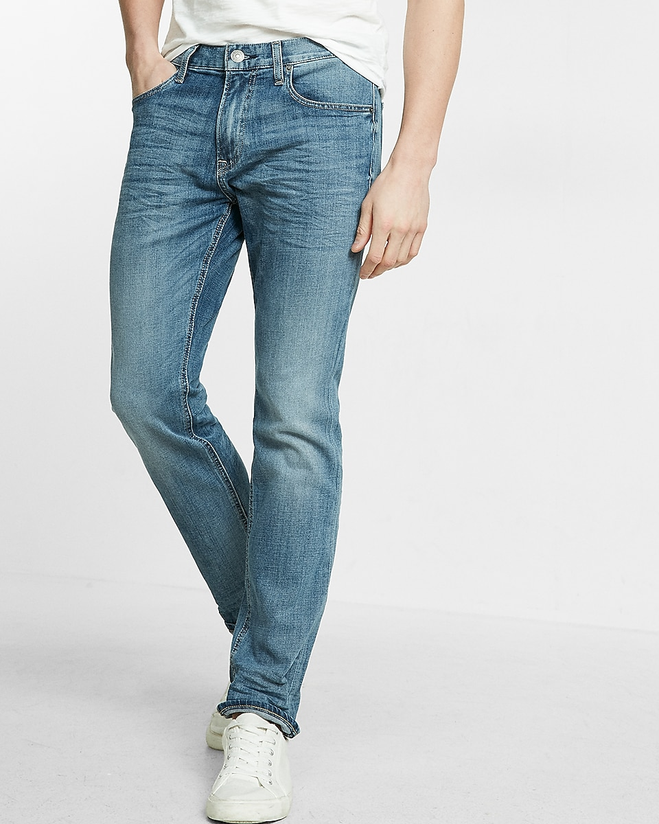 BOGO $29.90 Select Men's Slim Fit Jeans - Shop Slim Fitted Jeans ...