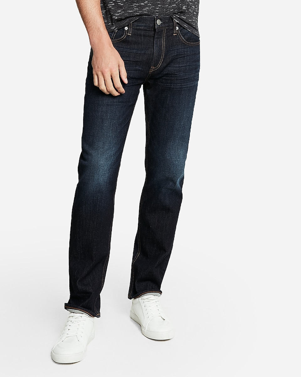 6085e68ca41 Men s Jeans - Slim Fit Straight Jean Styles - Express