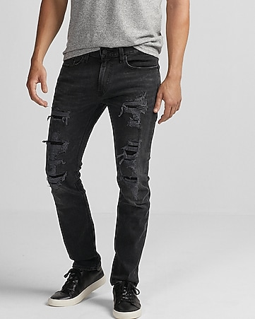 matches. ($ - $) Find great deals on the latest styles of Ripped skinny jeans. Compare prices & save money on Men's Jeans.