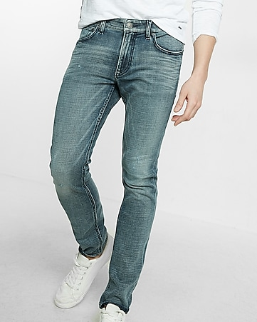 Skinny Black Stretch  Jeans | Express