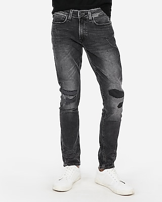 How did skinny jeans start for guys?