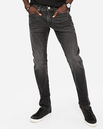c404c1b94f16af Express View · skinny black stretch+ jeans