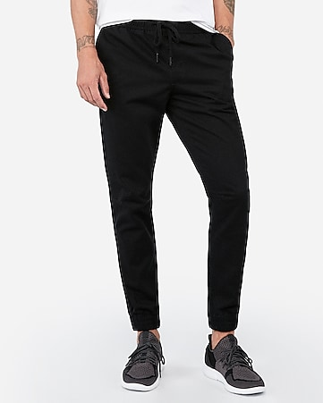 premium selection super cheap quality Men's Joggers - Shop Men's Black, Grey & Khaki Joggers - Express