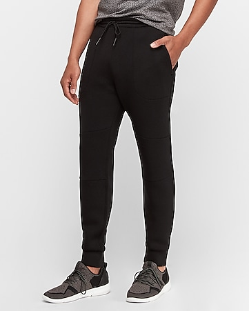 Neoprene Drawstring Jogger Pant by Express