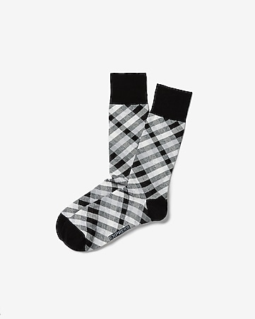 12615f6f5899 Men's Accessories: Socks - Athletic, Printed & Dress Socks - Express