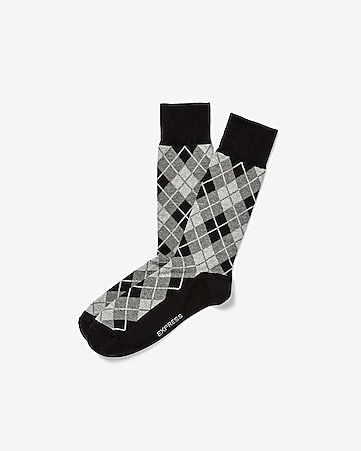 57a4ed5c6cfb9 Men's Accessories: Socks - Athletic, Printed & Dress Socks - Express
