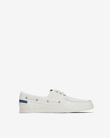 e4f91425150 Express View · lace-up boat shoe