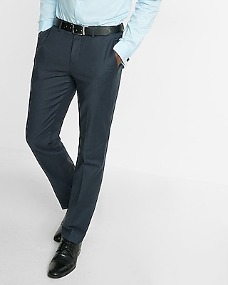 Slim Fit Dress Pants maxRfexD