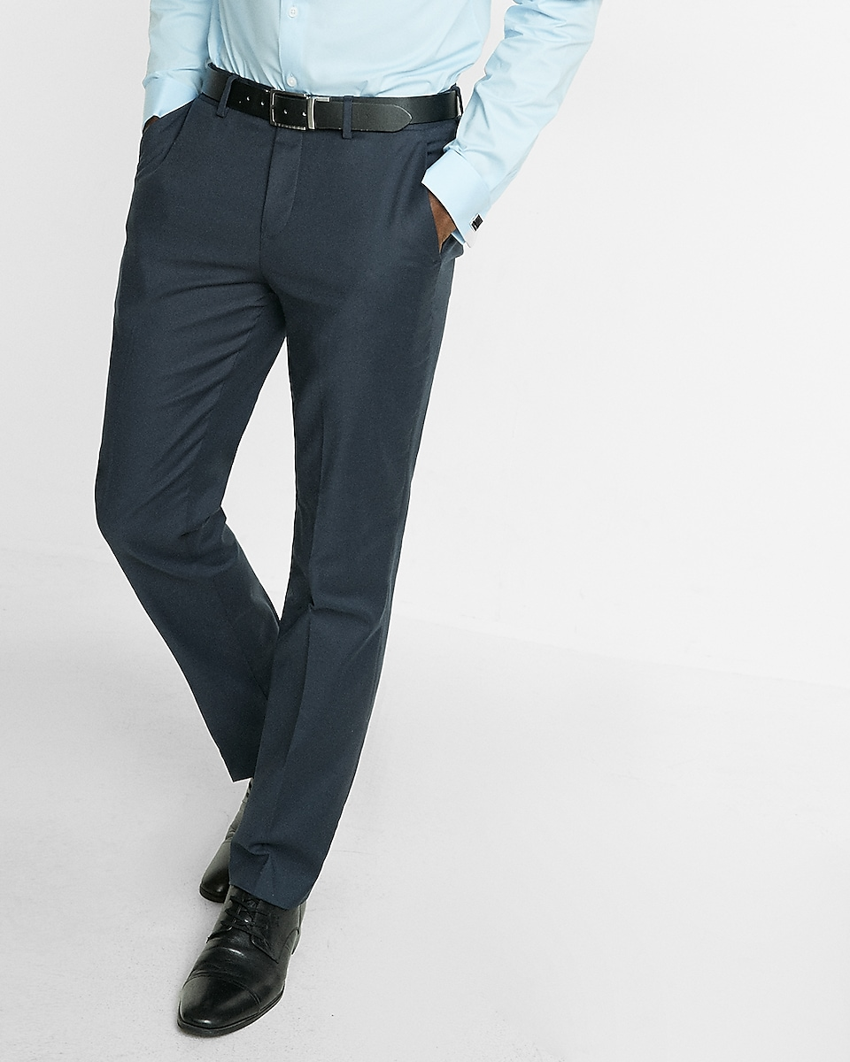 Mens Slim Fit Pants: Shop Mens Dress Pants | EXPRESS