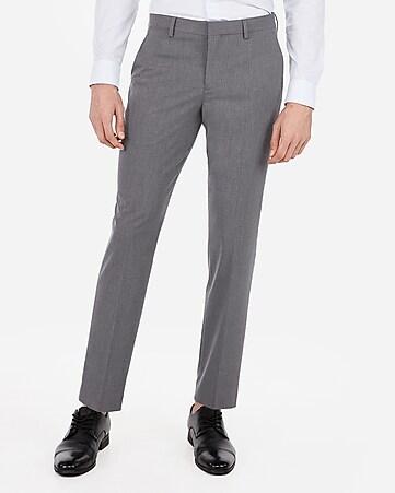 7b01011ee4c7e7 Express View · slim stripe wrinkle-resistant stretch dress pant