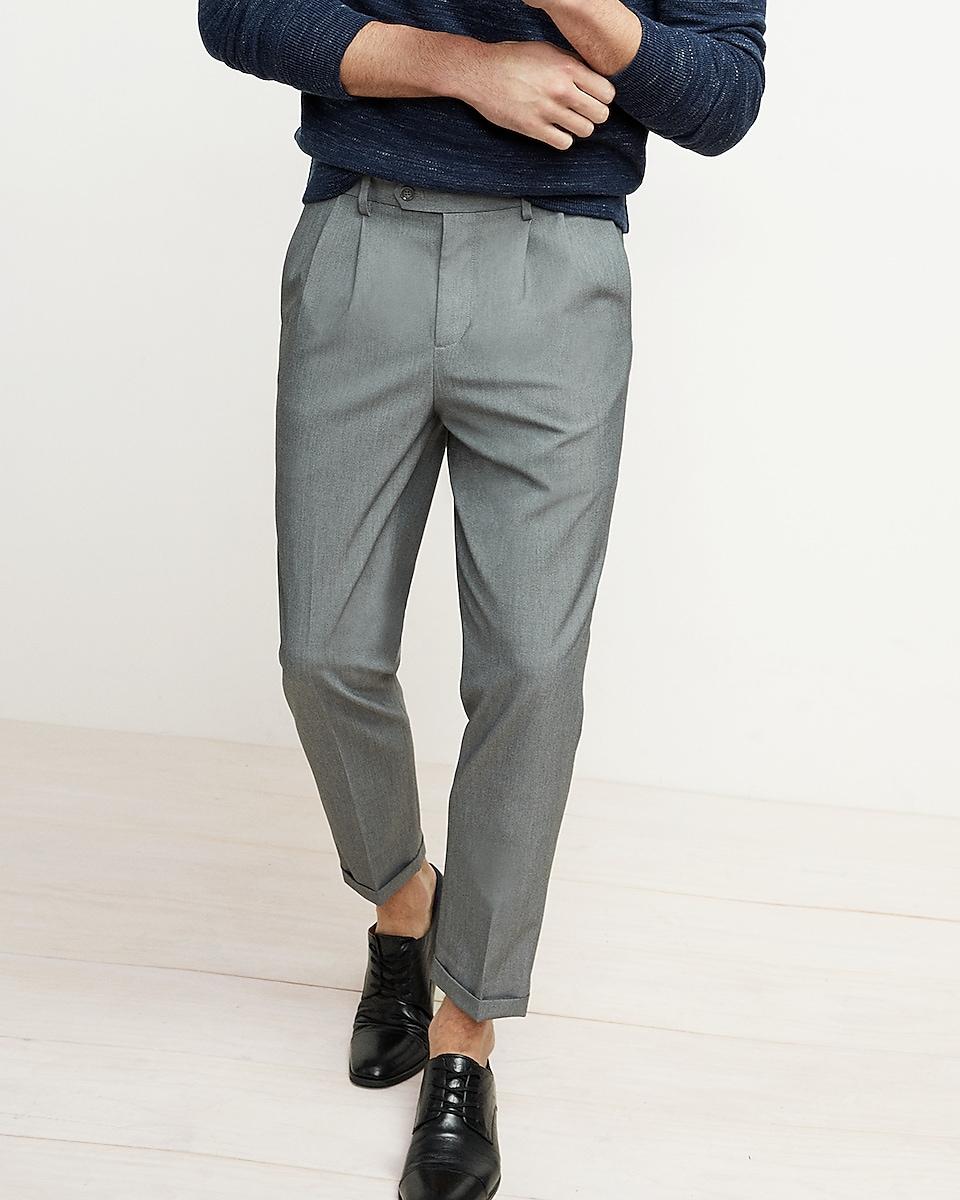 Mens Extra Slim Pants: Shop Mens Dress Pants | EXPRESS