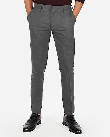 ab8be7e931 Men's Pants - Extra Slim Fit Dress Pants - Express