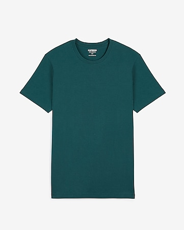e542ed6a2 Express View · slim stretch cotton crew neck t-shirt