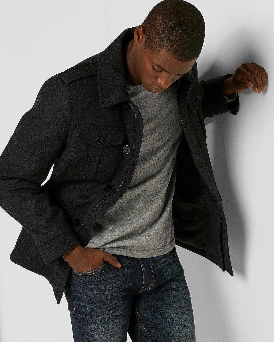 Men's Jackets & Coats - Coats for Men