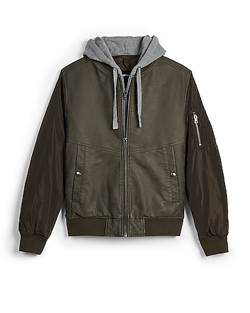 clearance various design pre order Men's Jackets & Coats - Express