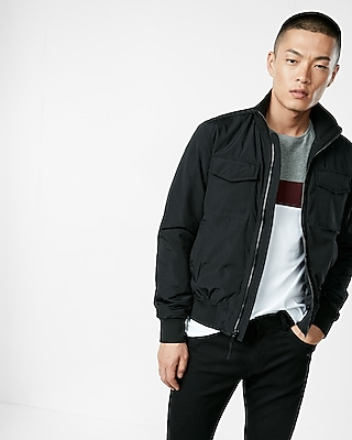 Men's Bomber Jackets - 40% Off Everything!