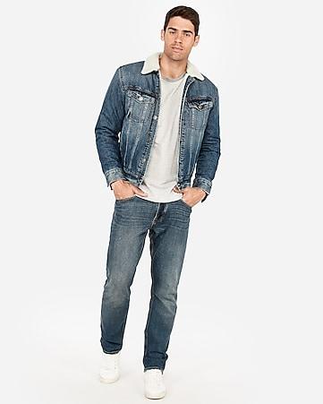 e2c7cb18cea Men s Jackets and Coats - Jackets for Men - Express