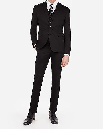 Men's Full Suits | Matching Suit Jackets & Dress Pants | Express