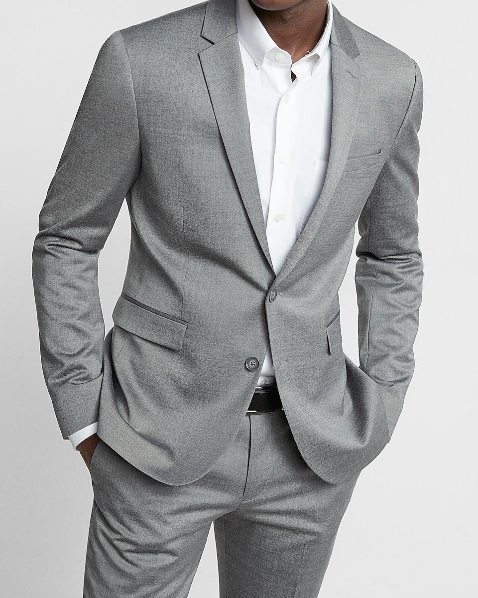 Men's Suits - Shop Extra Slim Fit Suits