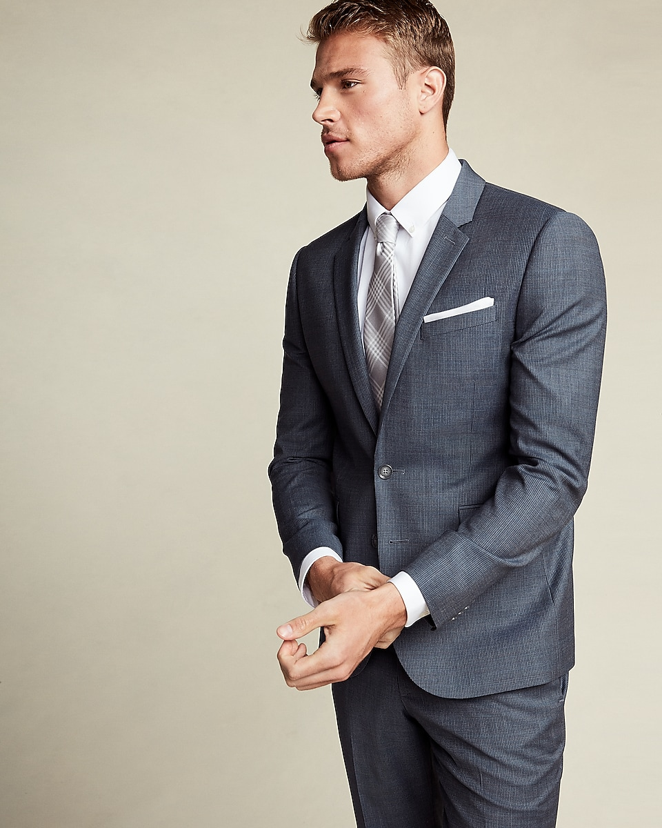 Men's Suits - Shop Extra Slim Fit Suits