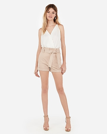 7e64bf1b4c4d Women's Denim, Soft & High Waisted Shorts - Express