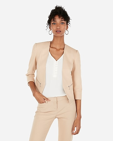 81cc8899c446 Women's Tops - Shop a Variety of Blazers for Women - Express